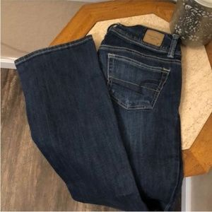 AE Slim Boot Jeans 00